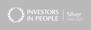 Investors in People Accreditation Silver Level Until 2022